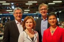 Unser Spitzenteam zur Bundestagswahl 2017