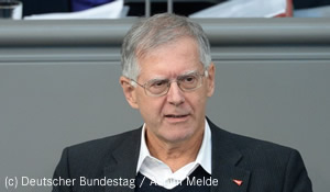 Michael Schlecht, MdB, wirtschaftspolitischer Sprecher der Bundestagsfraktion DIE LINKE