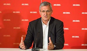 Bernd Riexinger, Vorsitzender der Partei DIE LINKE