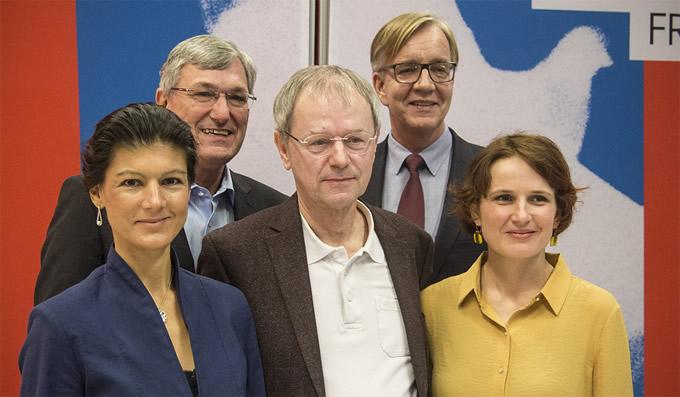 Wahl des Bundespräsidenten: Christoph Butterwegge kandidiert für DIE LINKE
