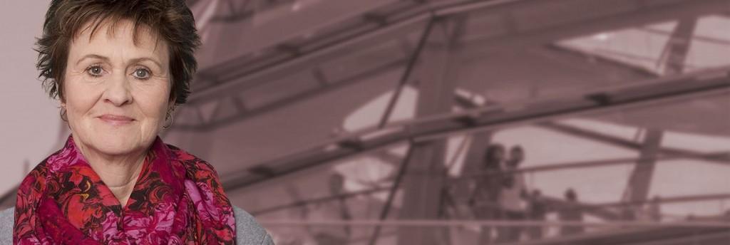 Sabine Zimmermann,  stellvertretende Vorsitzende der Fraktion DIE LINKE