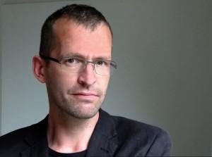 """Tom Strohschneider, Chefredakteuer des """"Neuen Deutschland"""""""