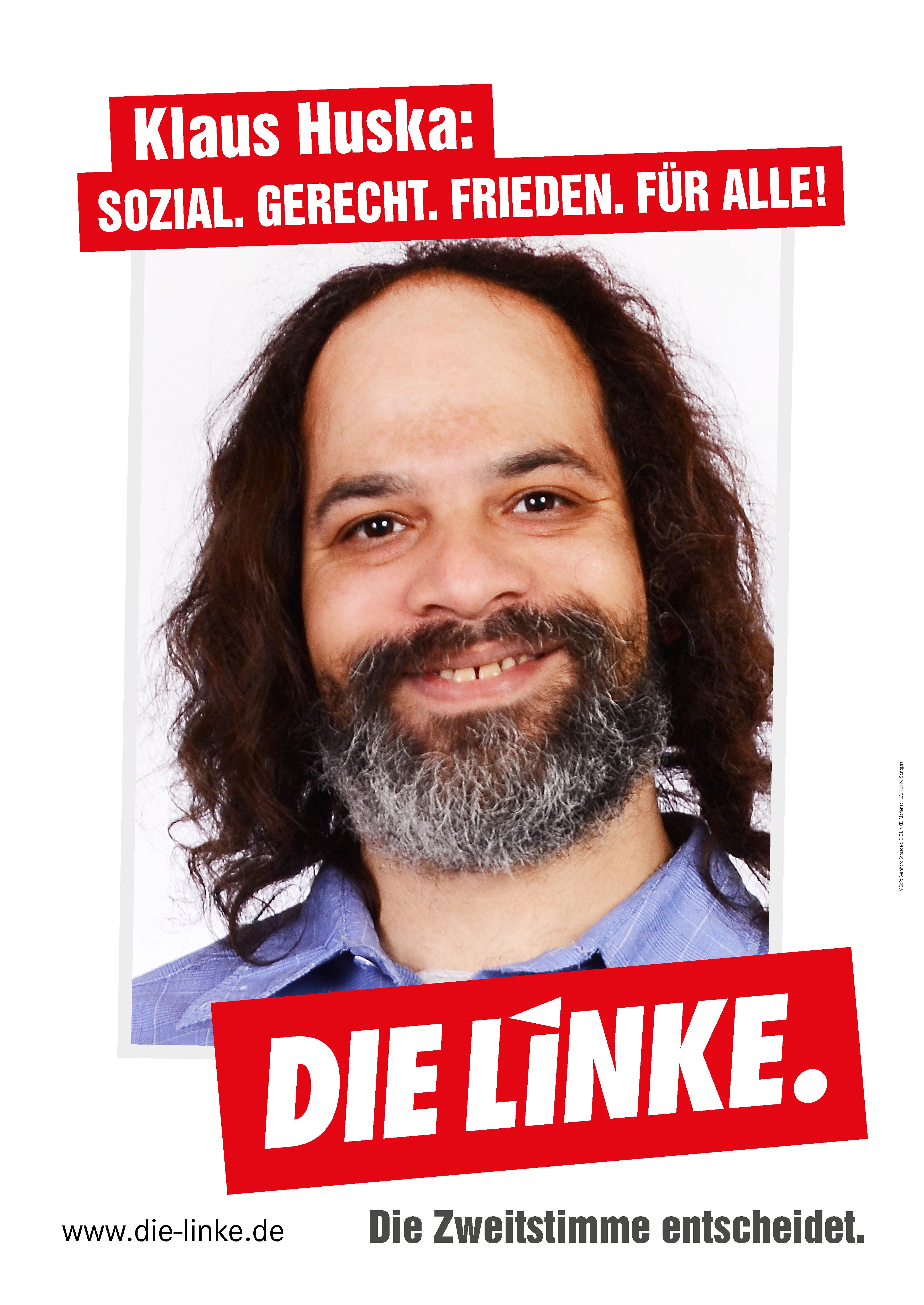 Unser Bundestagskandidat