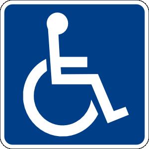 Rollstuhl Logo