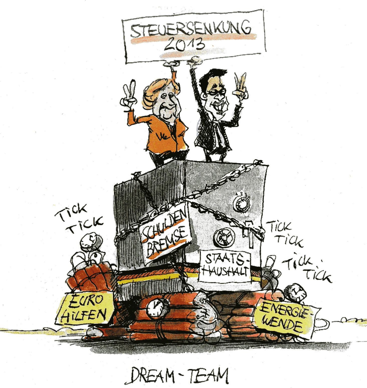 Karr-Steuersenkung