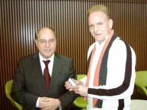 Interview Gregor Gysi und Thomas Mitsch