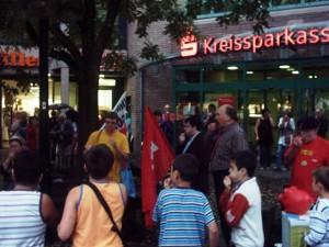 S21: 1. Schwabenstreich in Plochingen