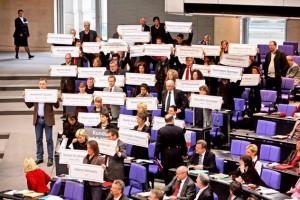 Linksfraktion im Bundestag: Gedenken der Toten von Kundus